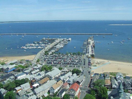 Pilgrim Monument & Provincetown Museum: The View