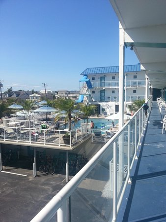 Spray Beach Hotel: Perfect day at the Spray Beach Inn
