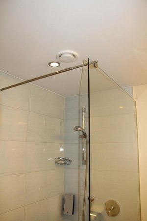 Hotel Euroopa: ванная комнатв