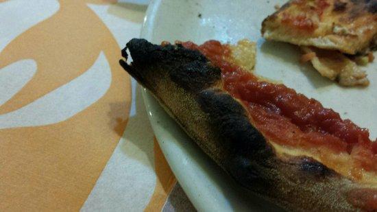 La Tramontana : Un po bruciata