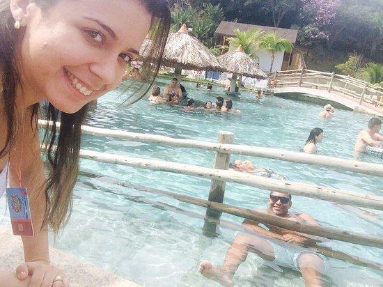 Lagoa Termas Parque: Muito bom!
