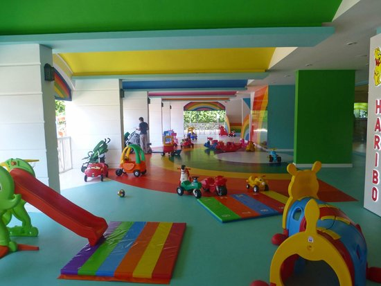 Paloma Grida Resort & Spa: kids club