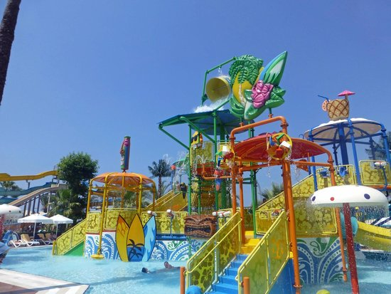 Paloma Grida Resort & Spa: kids pool