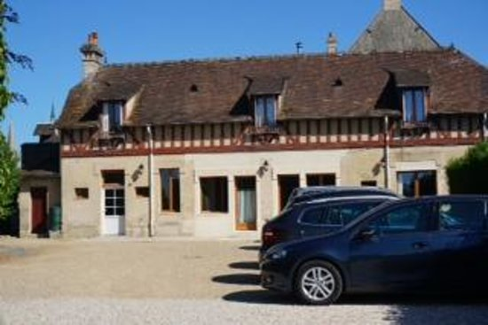 Domaine de Bayeux: carriage house