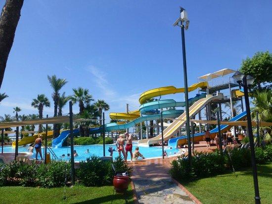 Paloma Grida Resort & Spa : slides