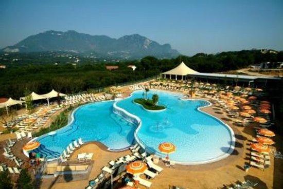 Ospedaletto d'Alpinolo, Italien: Village convenzionato, a 10 minuti circa di auto dal hotel