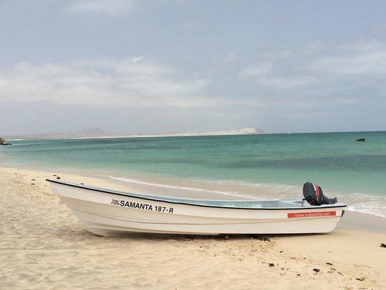 Clubhotel Riu Karamboa: Taxi boat