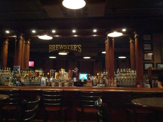 Brewsters: Interior