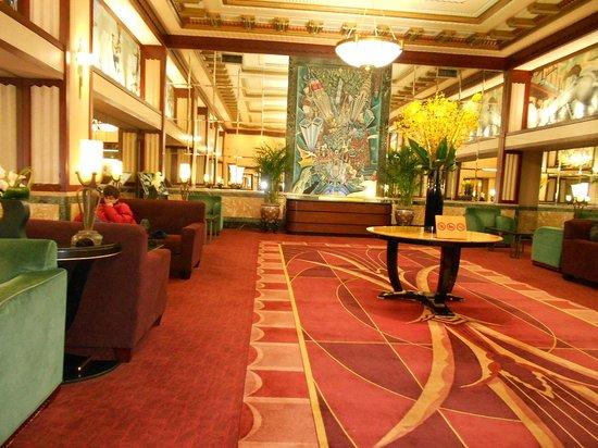 Hotel Edison Times Square: Lobby