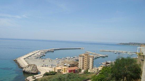 Torre del Barone Club: port de Sciacca