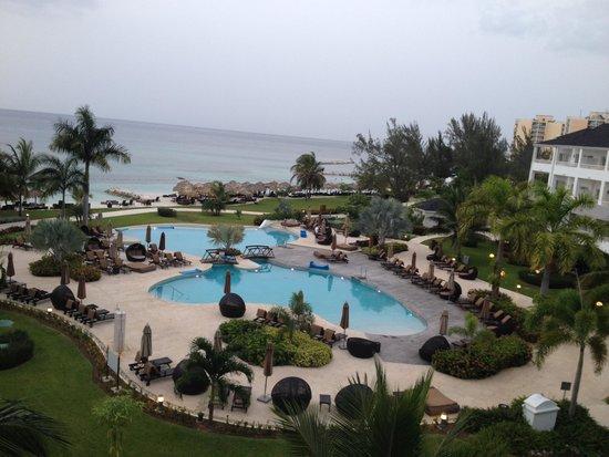 Secrets St. James Montego Bay: 4th floor ocean view!!
