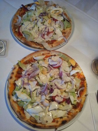 Pizza Pie Usseln