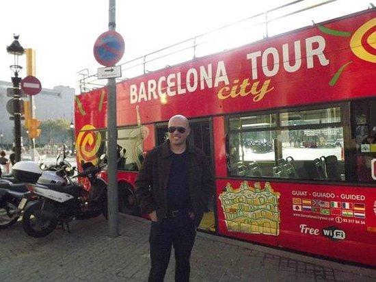 Barcelona Bus Turistic: city tour