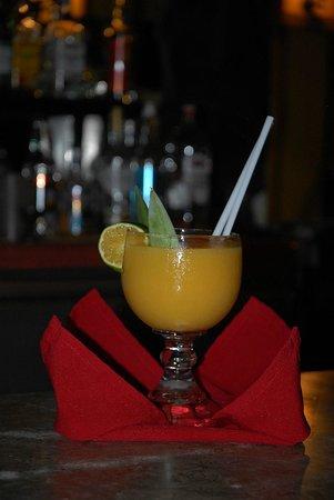 Hotel El Velero: Cold drink