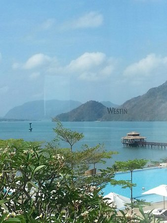 The Westin Langkawi Resort & Spa: View from restaurant
