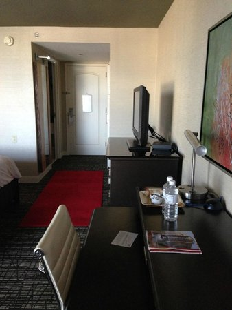 Sugar Land Marriott Town Square : Red carpet treatment