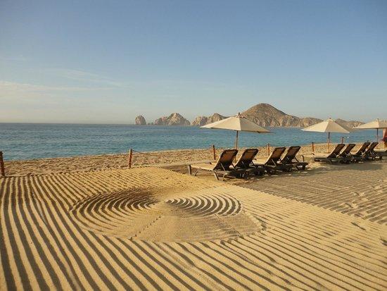Villa La Estancia Beach Resort & Spa Los Cabos : VLE - beach in the morning