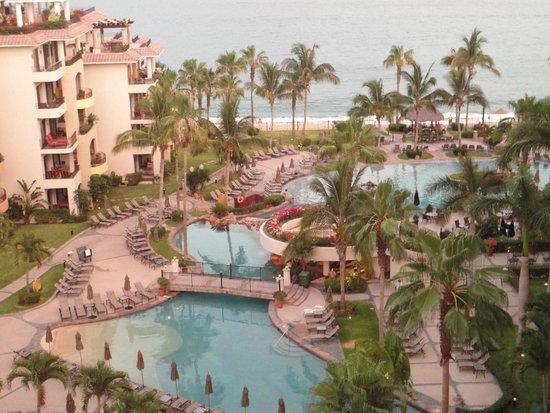 Villa La Estancia Beach Resort & Spa Los Cabos : VLE - view from the top villa