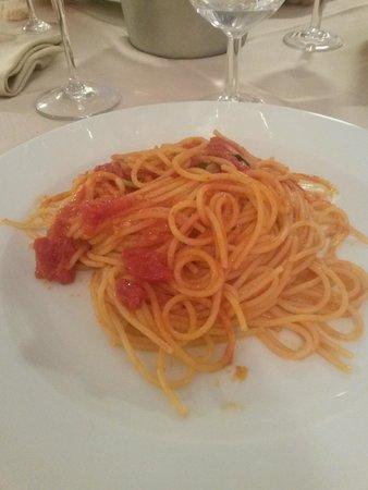 Hotel Palace: Dinner