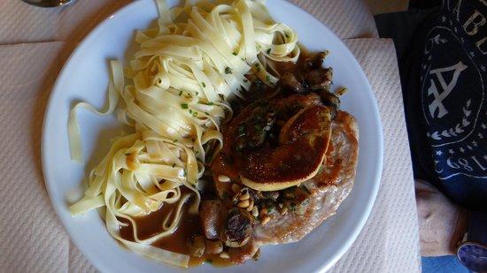 Bistro Romain : Un plato
