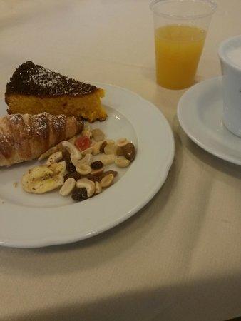 Hotel Palace: Breakfast