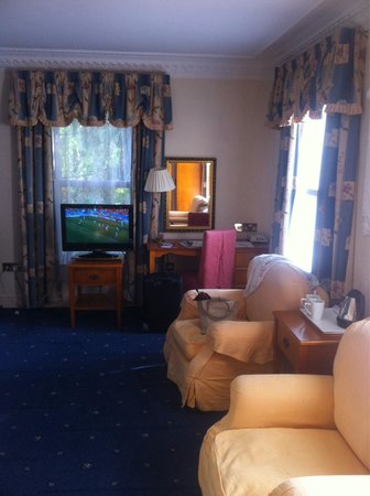 Botleigh Grange Hotel: Room 57, lovely spacious quiet room on the first floor