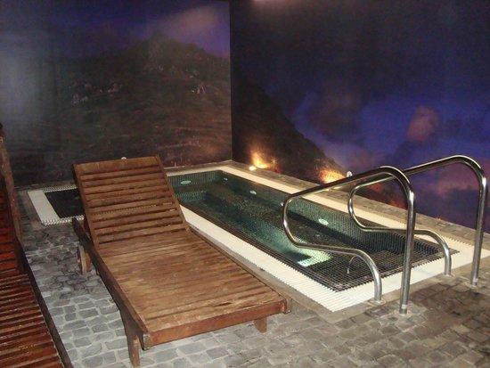 Enotel Lido Madeira: The spa