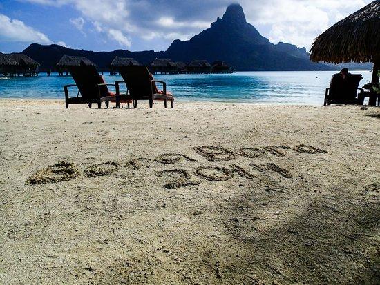 InterContinental Bora Bora Resort & Thalasso Spa : Remembering the trip