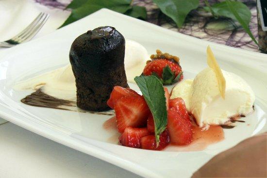 Seehotel & Restaurant Lackner: Dessert