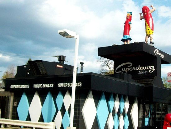 Picture Of Superdawg Drive-In, Chicago