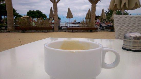 Sandos San Blas Nature Resort & Golf: lovely coffee
