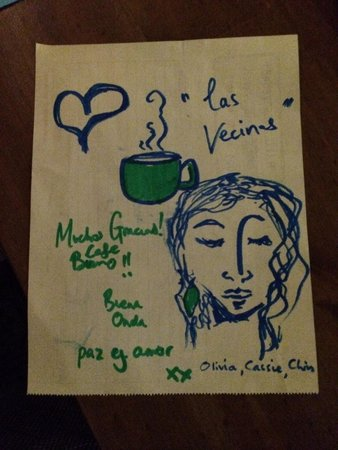 Las Vecinas: Lovely clients