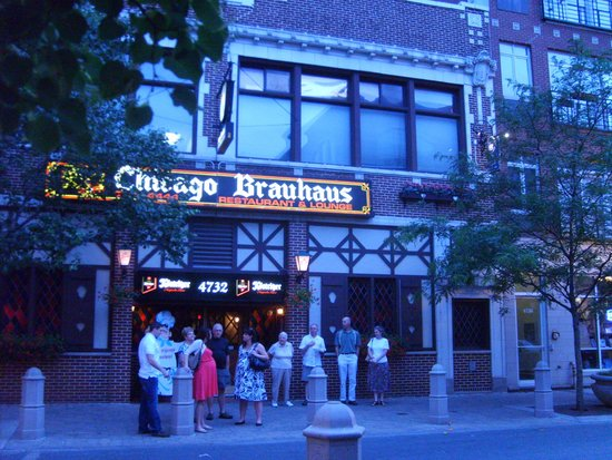Chicago Brauhaus : Outside the Brauhaus