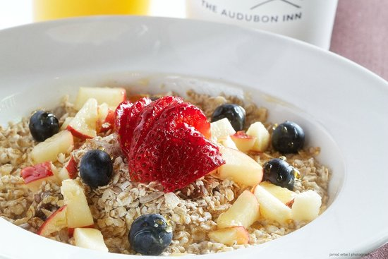 The Audubon Inn : House-made Granola to-go @ our onsite New Orleans Coffeehouse