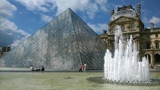 Musee du Louvre: Le Louvre