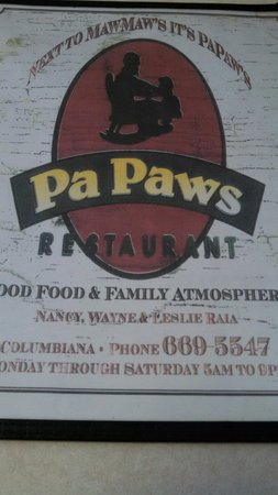 Columbiana, AL: Had lunch here today, good homemade food