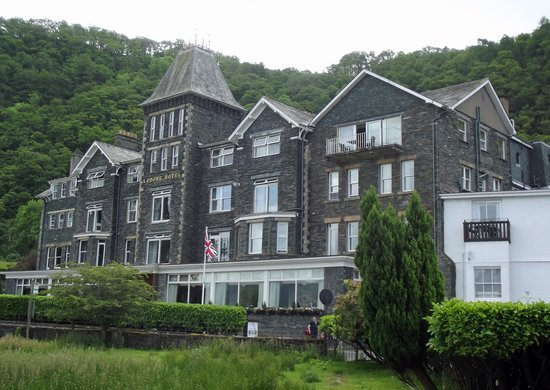 Lodore Falls Hotel: Lodore Hotel