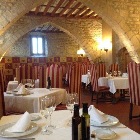 Parador de Cardona : dining was great