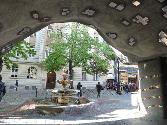Hundertwasserhaus: Vale a pena