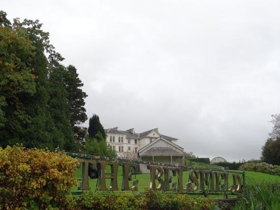 Laura Ashley Hotel The Belsfield: Belsfield Hotel view from the lake