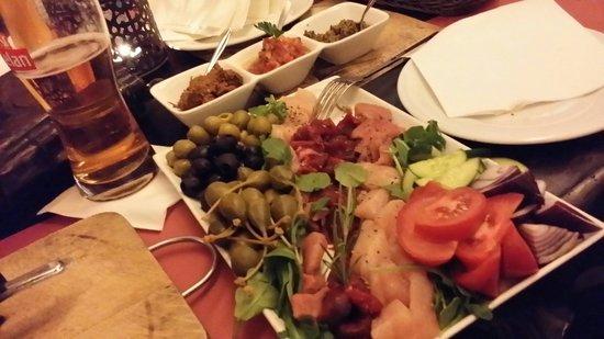 mon balzac: Meat fondue