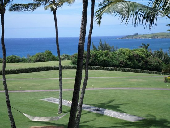 The Ritz-Carlton, Kapalua: Ocean View from our room