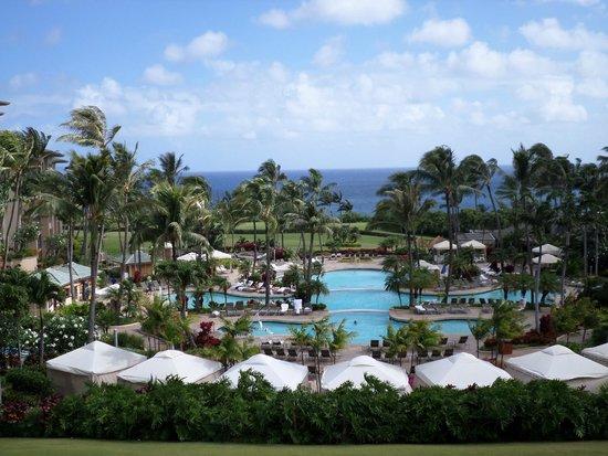 The Ritz-Carlton, Kapalua: View from Terrace