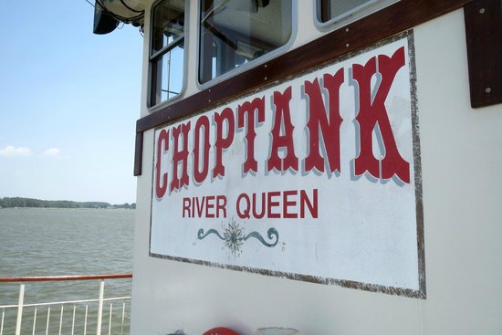 Hurlock, MD: Choptank Riverboat