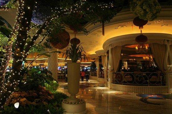 Wynn Las Vegas : hall de entrada