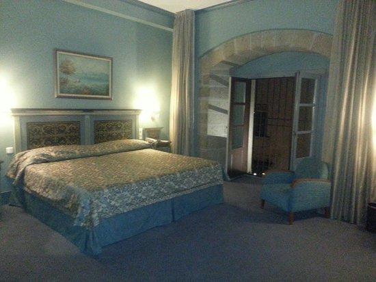 """Palacio de los Velada: Suite Hab. 137. ( """"vistas a la catedral"""")"""