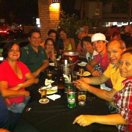 Chopp Time Street Goiania: familia