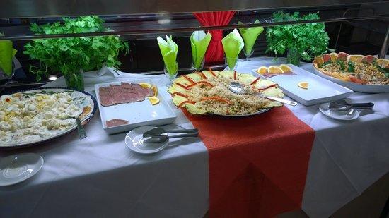 Hotel Playasol The New Algarb: Food