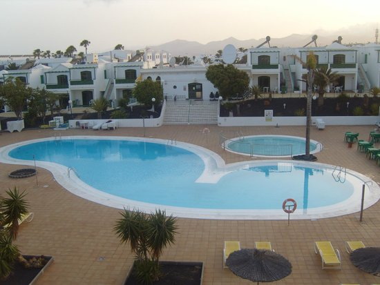 Lanzarote Palm: Pool Area