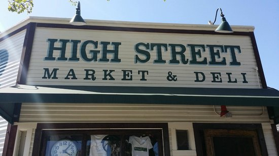 High Street Market & Deli : High Street Deli